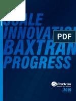 catalogo baxtran