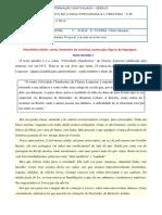 estudos literários - apresentação de iniciação