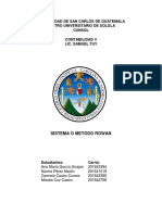 Sistema Rowan
