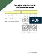 01 Vistazo General - Servicio Cristiano