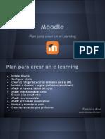Moodle 0002 Plan Para Crear Un Elearning