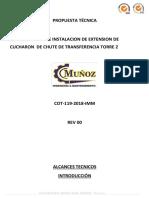 ALARGUE DE CUCHARONES