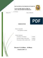 Informe de Física - Mediciones