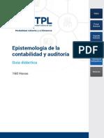 Guía didáctica virtualizada