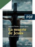 La Muerte de Jesús - Adriana Destro
