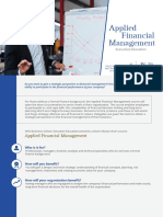 applied financial management
