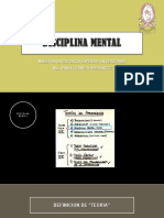 Clase 1 Disciplina Mental