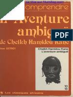 L'aventure ambigüe-Cheickh hamidou karl