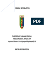 Cover SOP Penyusunan KLHS