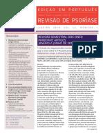 2016 - Revisão de Psoríase