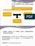 Marco Legal Internacional y Nacional Sobre Violecnia de Genero