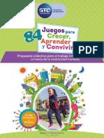 Juegos Para Crecer, Aprender y Convivir_Fichero Preescolar y Primaria