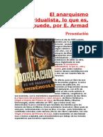 Armand E - El Anarquismo Individualista.DOC