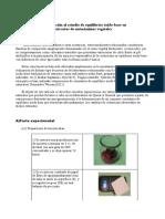 Aproximación al estudio de equilibrios ácido-base en extractos de antocianinas vegetales