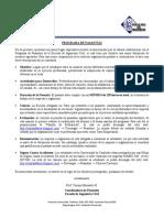 b. Programa Pasantias 2-2018