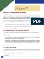 Livro-Texto - Unidade IV Contabilidade