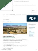 Impacto Ambiental Impactos Medio Ambientales _ Grn