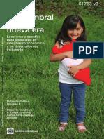 Peru en El Umbral de Una Nueva Era - Banco Mundial