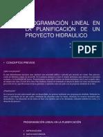 Parcial Programación Lineal