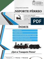 Exposición Transporte Férreo