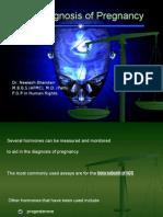 26838233 Lab Diagnosis of Pregnancy