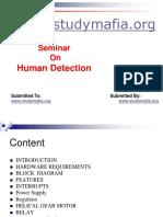 ece Human Detection ppt.pptx