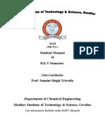 2018_V_student Manual 5 Semester (1)