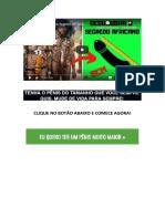 Como Aumentar o Pênis - Descubra o Método Mutuba Segredo Africano
