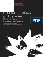Bernhard Waldenfels - Phenomenology of the Alien