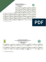 Rol de Examenes Primera Unidad 2019-II
