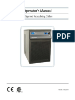 Chiller Operating Manual