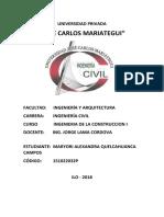 Universidad Privada Marchis