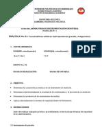 Práctica 1 Características Estáticas 7b