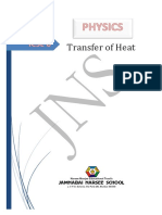 Transfer of Heat Part 3(2015)