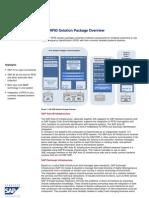 SAP RFID Solution Package Overview En