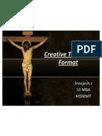 Creative Tactics and Format