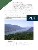 Fluviul Columbia -Referat