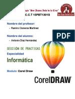 Seccion de Practicas (COREL DRAW)
