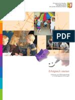 Leitlinien zum Bildungsauftrag in Kindertageseinrichtungen