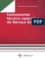 instrumental técnico-operativo servico social