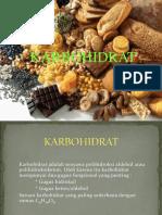 i Karbohidrat 1