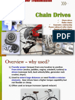 Chain Drives New2