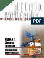 21504-19 Accionamientos Electromecánicos Sistemas Trifasicos