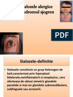 Sialozele-alergice