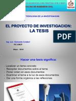 metodogia de la investigacion