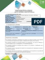 Guía de Actividades y Rúbrica de Evaluación - Etapa 2 - Taller Genética Mendeliana y Reproducción Vegetal