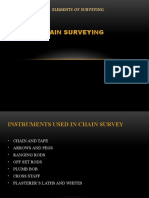 Chain Survey