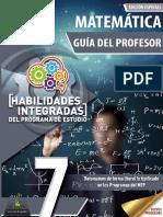 Guia 7º Matematica