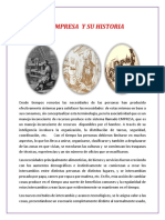 2. Empresa Historia y Etapas Clasificacion Sociedades - Copia (1)