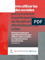 Icrc Ifrc Cea Social Media Guide Final 20180208 Sp Lr2